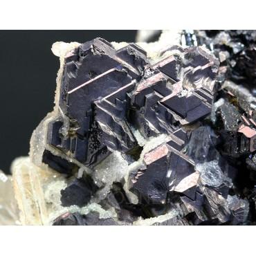 Mineral blenda + galena