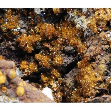 Mineral jarosita mineral de españa X3226