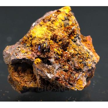 Mineral jarosita mineral de españa X3227