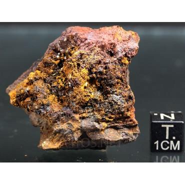 Mineral jarosita mineral de españa X3228