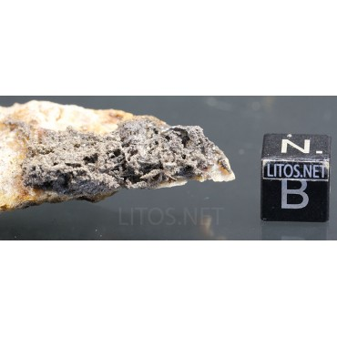 Plata nativa mineral de españa X3229