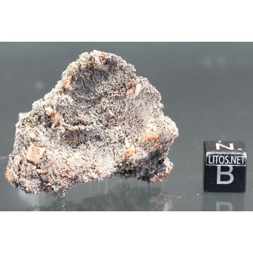 Plata nativa mineral de españa X3232