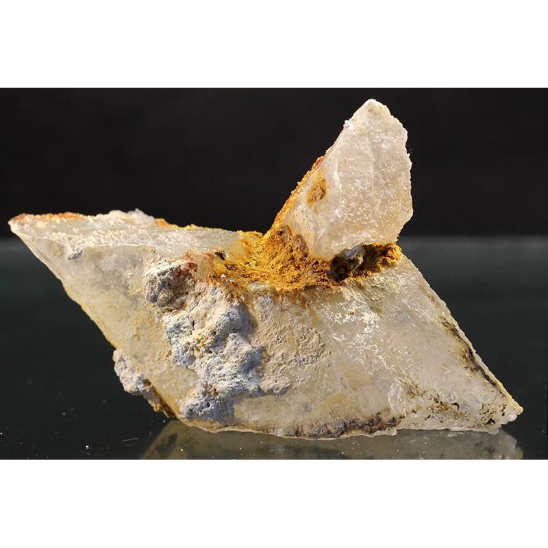 Yeso cristalizado mineral de coleccion X3235