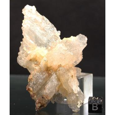Yeso cristalizado mineral de coleccion X3236
