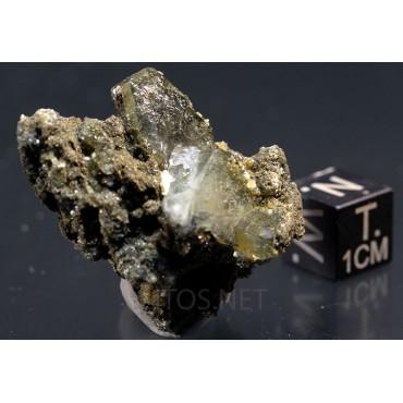 Mineral fluorapatito