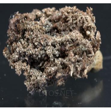 Plata nativa mineral de españa