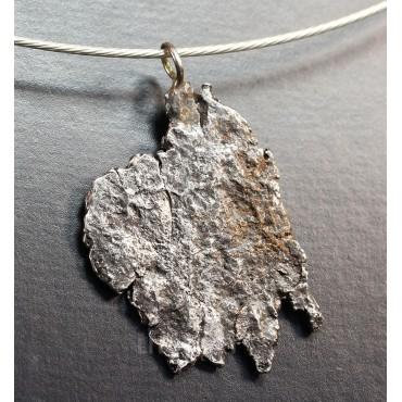 Colgante de Meteorito