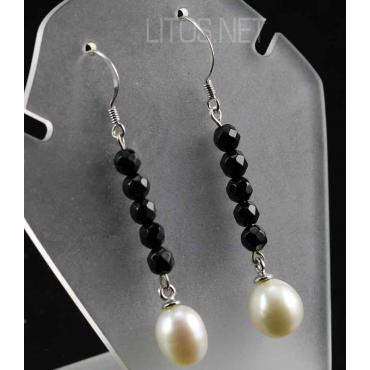 Pendientes de perlas