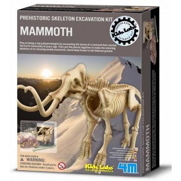 Excavación de Mamut
