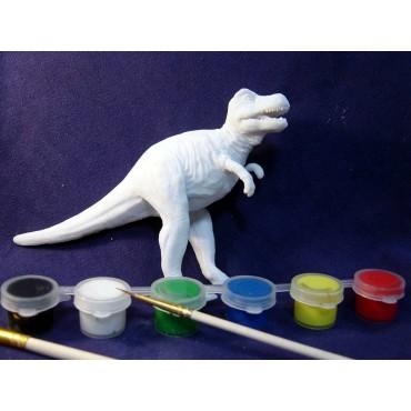 Dinosaurio para pintar