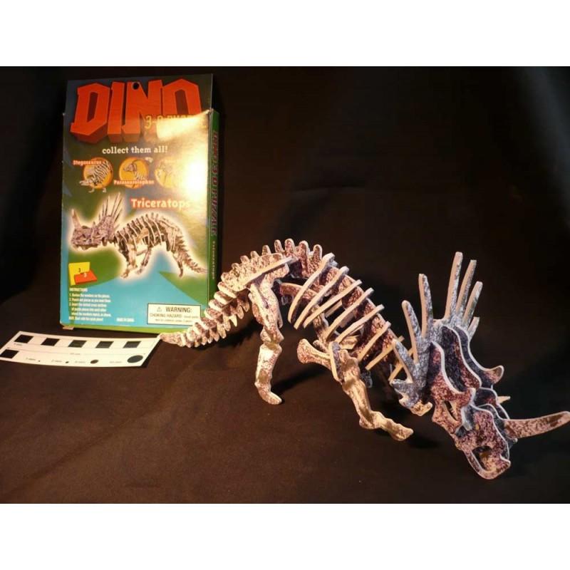Puzzle de dinosaurio
