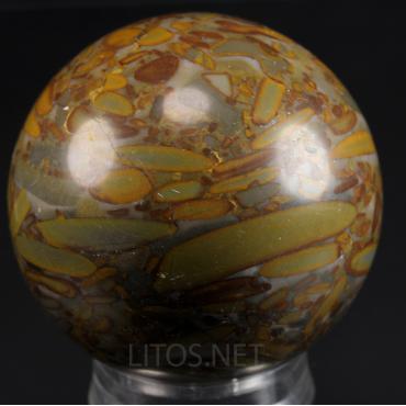 Esfera de jaspe