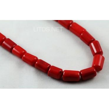 Tira de coral rojo J445