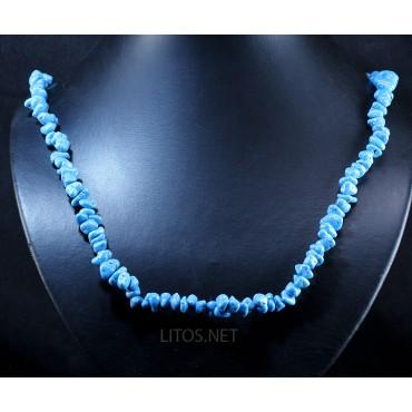 Collar de Howlita J2932