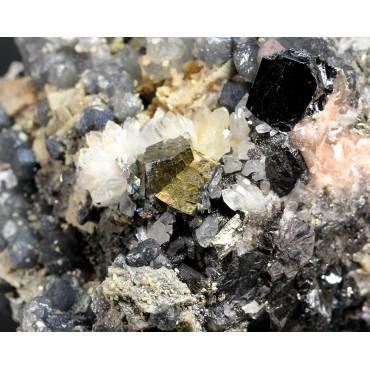 Mineral Boulangerita X1575