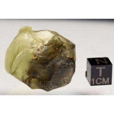 Meteorito vidrio libico
