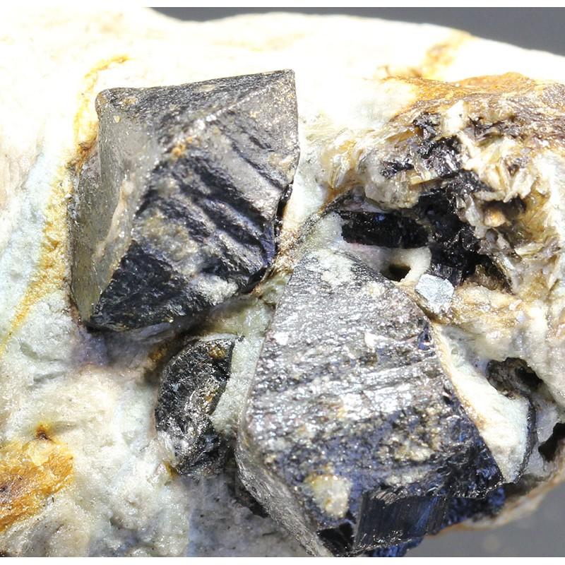 Mineral casiterita
