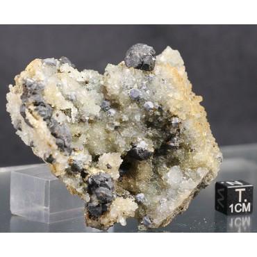 Mineral blenda
