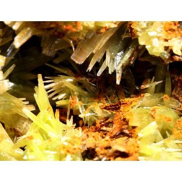 Mineral piromorfita